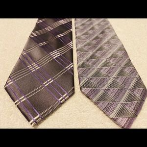 Brand New Ties By MICHAEL KORS and FRATELLI MODA